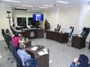 Câmara realiza a sua 34ª Reunião Ordinária da Sessão Legislativa de 2021