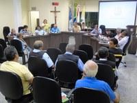 Câmara realiza as suas 34ª e 35ª Reuniões Ordinárias da Sessão Legislativa de 2018