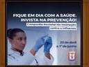Começa a campanha de vacinação contra gripe em 2018