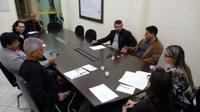 Comissões Permanentes da Câmara Municipal analisam novos projetos durante reunião