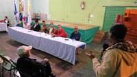Comunidades dos Bairros Santa Rita e Santa Terezinha recebem a 3ª Reunião da Câmara Itinerante