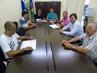 Novo Presidente da Câmara promove reunião para ajustar os trabalhos para 2018