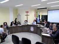 Oito Projetos de Lei foram aprovados na  24ª Reunião Ordinária do Legislativo Municipal