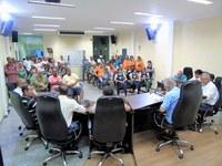 """Plano Plurianual, subvenções às Entidades, plano de saneamento e programa """"Lições de Primeiros Socorros"""" na educação básica municipal foram os projetos aprovados na  13ª Reunião Extraordinária da Câmara"""
