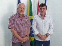 Presidente do Legislativo devolve o duodécimo para o Chefe do Executivo Municipal