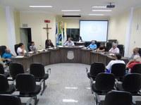 Projeto de Lei do Executivo é aprovado na 38ª Reunião Ordinária
