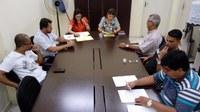 Reunião das Comissões Técnicas