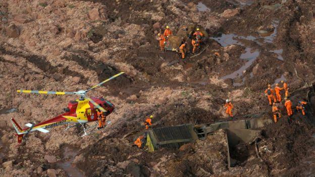 Segundo rompimento de barragem em Minas Gerais causa comoção e indignação ao povo brasileiro