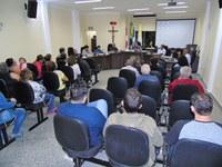 Três projetos de Lei do Executivo Municipal são aprovados na 22ª Reunião Ordinária da Câmara