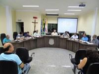 Vereadores aprovam dois projetos na 38ª Reunião Ordinária