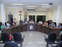 Vereadores aprovam projeto do Executivo na 11ª Reunião Extraordinária da Câmara