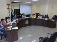 Vereadores aprovam quatro Projetos de Lei na primeira Sessão Plenária do mês de abril