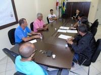 Vereadores da Câmara participam de mais uma Reunião das Comissões Permanentes